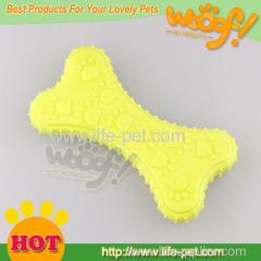 wholesale plastic dog bone toy dog chew bone