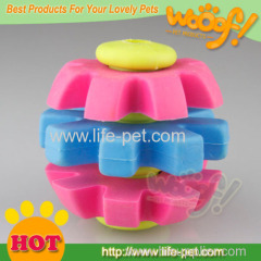 pet toy rubber ball for sale