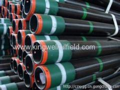 API 5CT casing and tubing pipe 4'' pup joint for oilfield