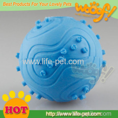 squeaky vinyl ball dog toys for sale