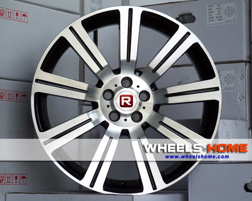 Wheels For Rang Rover From China Manufacturer Ningbo