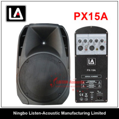 Professional Portable Stage MP3 SpeakerBox PX15 / 15A
