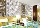 Interior 3D Design Wall Claddings TV Background Wallpaper Home Decor Wall Decals