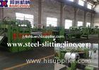 Automatic Carbon Steel Cut To Length Line Cross Cutting Machine PPGI , CRS