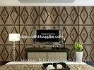 Leather Home Accessories Home Decor Wallpapers 3D Effect Sofa Wall Backdrop Panel
