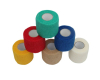 Latex Free Non-Woven Cohesive Flexible Bandage