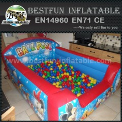 Best quality professional inflatable ball pool pit