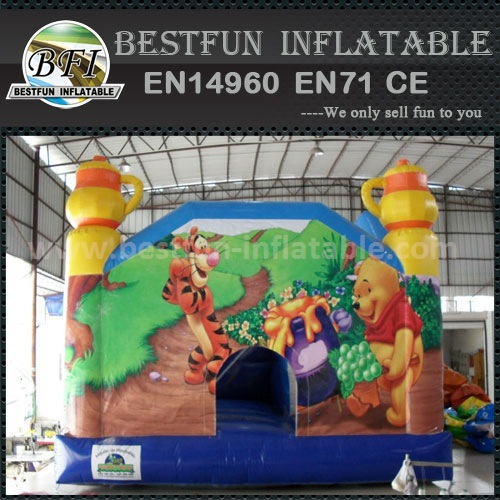 Winnie pooh inflatable jumpers for sale