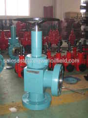 Wellhead Assembly API 6A Choke Valve