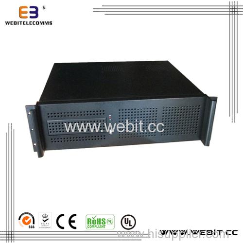 3U DVR box for power supply