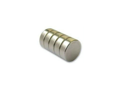 Good quality plating nickel neodymium disc 38H magnets