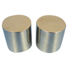 Natural Material Rare Earth Magnet Discs With Good Quality