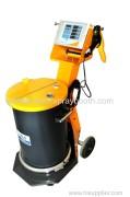 Manual powder coating machine 161S-spanish
