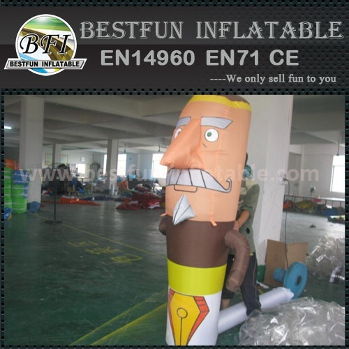 Advertising promotion inflatable cartoon model