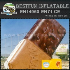 Inflatable Advertising chocolate Model