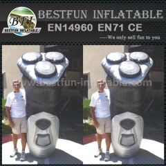 High quality inflatable model for promotion