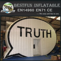 Custom advertising inflatable model