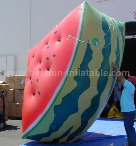 Custom giant advertising inflatable model inflatable watermelon