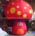 Inflatable advertising mushroom balloon