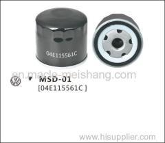 oil filter for Volkswagen 04E115561C