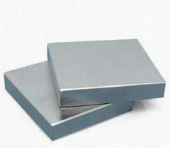 Good Quality Natural Material Block Sintered NdFeB Magnet