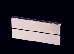 Natural Material Strong N52 Neodymium Block Magnet