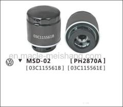 oil filter for Volkswagen 03C115561B
