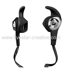 Monster iSport Strive Black Earphone Headphones with Microphone for Sports