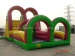 Hot Gaint Inflatable Obstacle Jumper