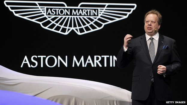 Aston Martin battles to reinvent itself