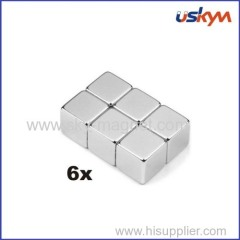 cube magnet with cheap price