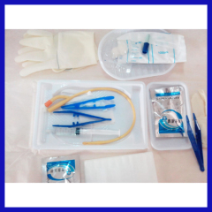 Medical disposable use asepsis urethral catheterization bag