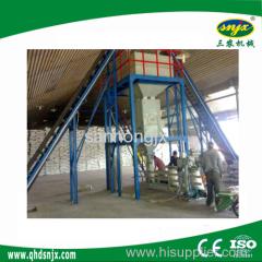 Granule Fertilizer Blender With CE & ISO Certifications