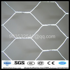 Twisted galvanized hexagonal wire netting