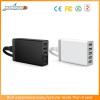 Unique Design 5 Port Wall/Desktop USB Charger Power Adapter