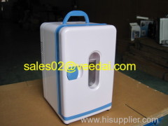 12l car mini fridge/thermo electric cooler/portable fridge