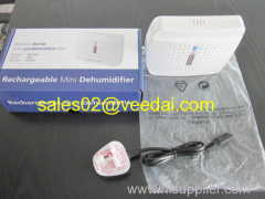 Reusable Mini Home Dehumidifier for rainy season 2pcs twin packing