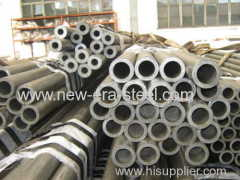 Structural Steel Tube with Clean Surface