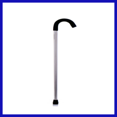 Aluminum walking stick for the disabled