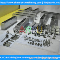 professional cnc processing mechanic arms with stable quality