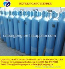 6liter smalll steel oxygen cylinder WMA219/WGA232