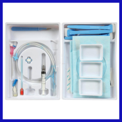 medical Disposable Central Venous Catheter Kit