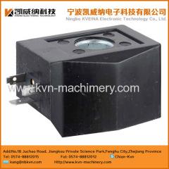 high pressure Brass air oil solenoid valve coil