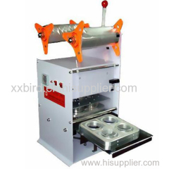 NC4 Semi-automatic Tray & Cup Sealers