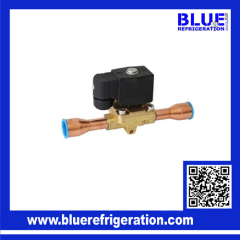 BLR/MG Series Solenoid Valves For R410A