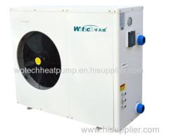BR-B series pool heat pumps