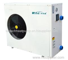 BR-B10 series pool heat pumps