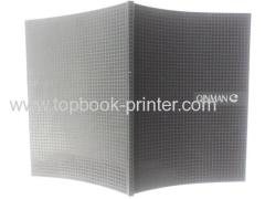 whole-page UV coating cover softcover softback or paperback book bound with Polyurethane (PUR) Binding Adhesive