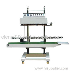aluminum bag sealer automatic sealing machine