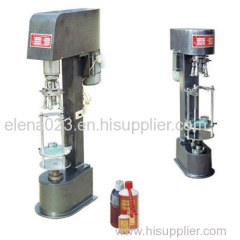 JGS-980 Multi-purpose wine bottle aluminum cap capping machine